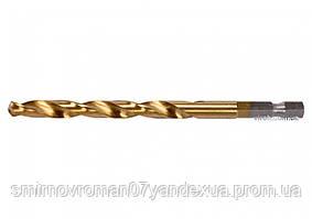 "Сверло по металлу с шестигранным хвостовиком 1/4"" YATO HSS-TiN 7 х 109 мм"