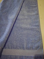 Полотенце махровое Бледно-голубое 50*90