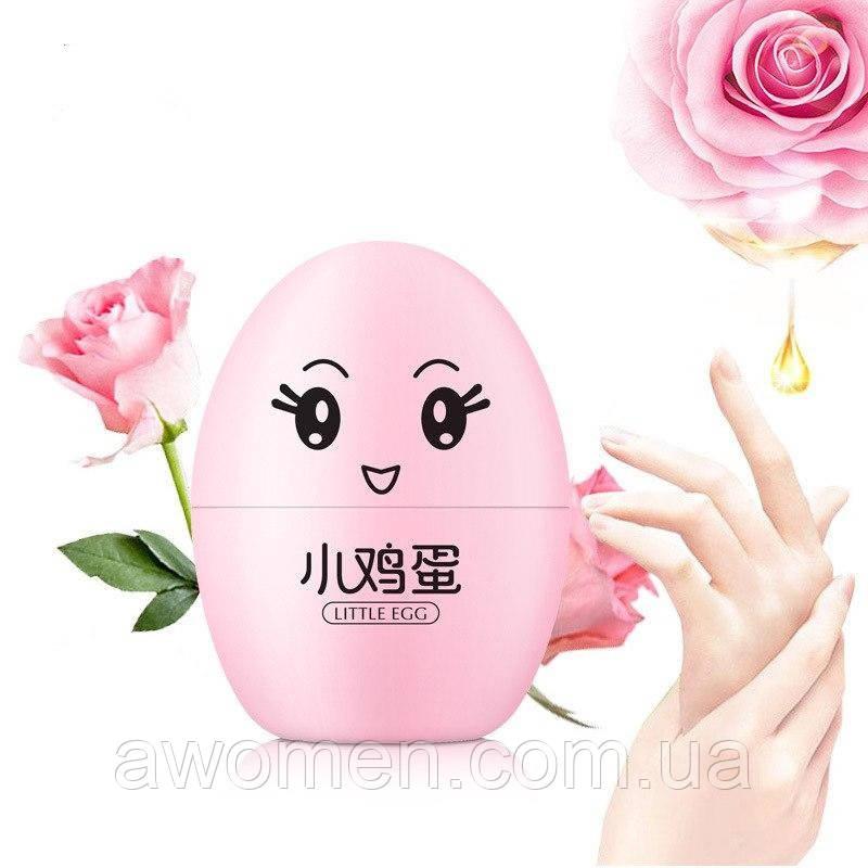 Регенерирующий крем для рук с маслом розы HANKEY, 30 г