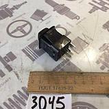 Выключатель отопителя ГАЗ 3307 ГАЗЕЛЬ (12В) (4 контакта) (АВАР) Кнопка вентилятора Кнопка печки (3832.3710-02.15), фото 3