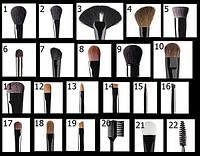 Кисти для макияжа - виды и предназначение