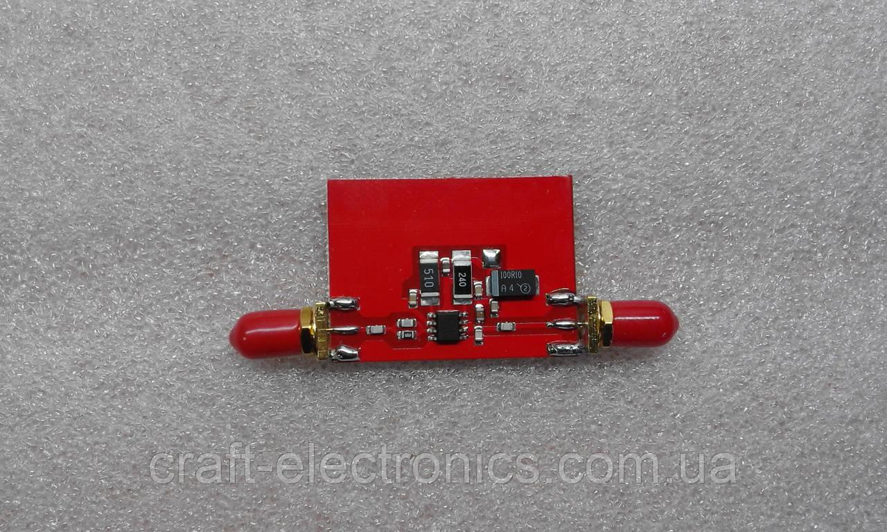 Модуль підсилювача 1Вт, 400-1500 МГц на чіпі AH215-S8G