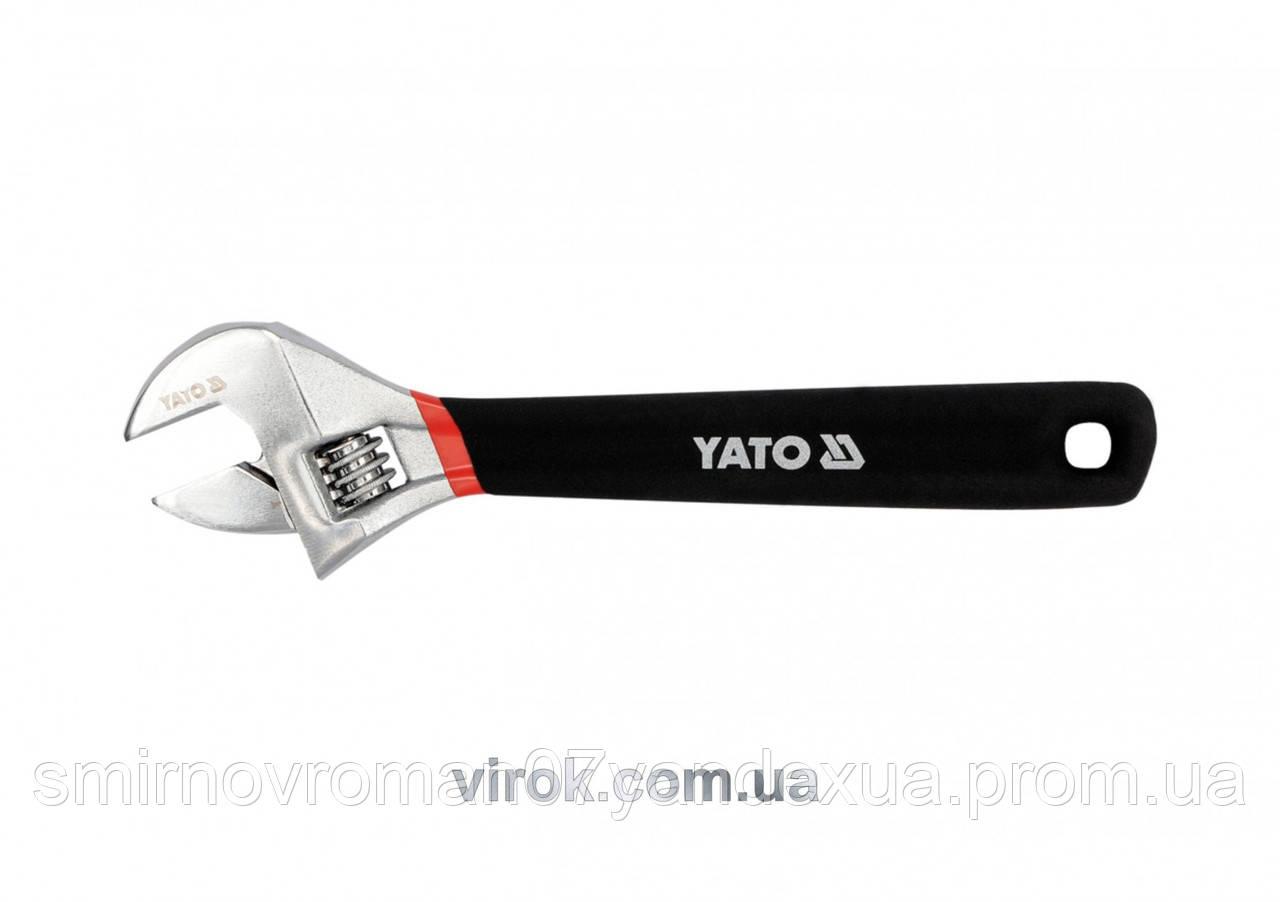 Ключ разводной YATO 150 мм
