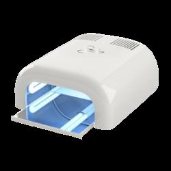 Набор для маникюра, лампа SEMILAC SET LED
