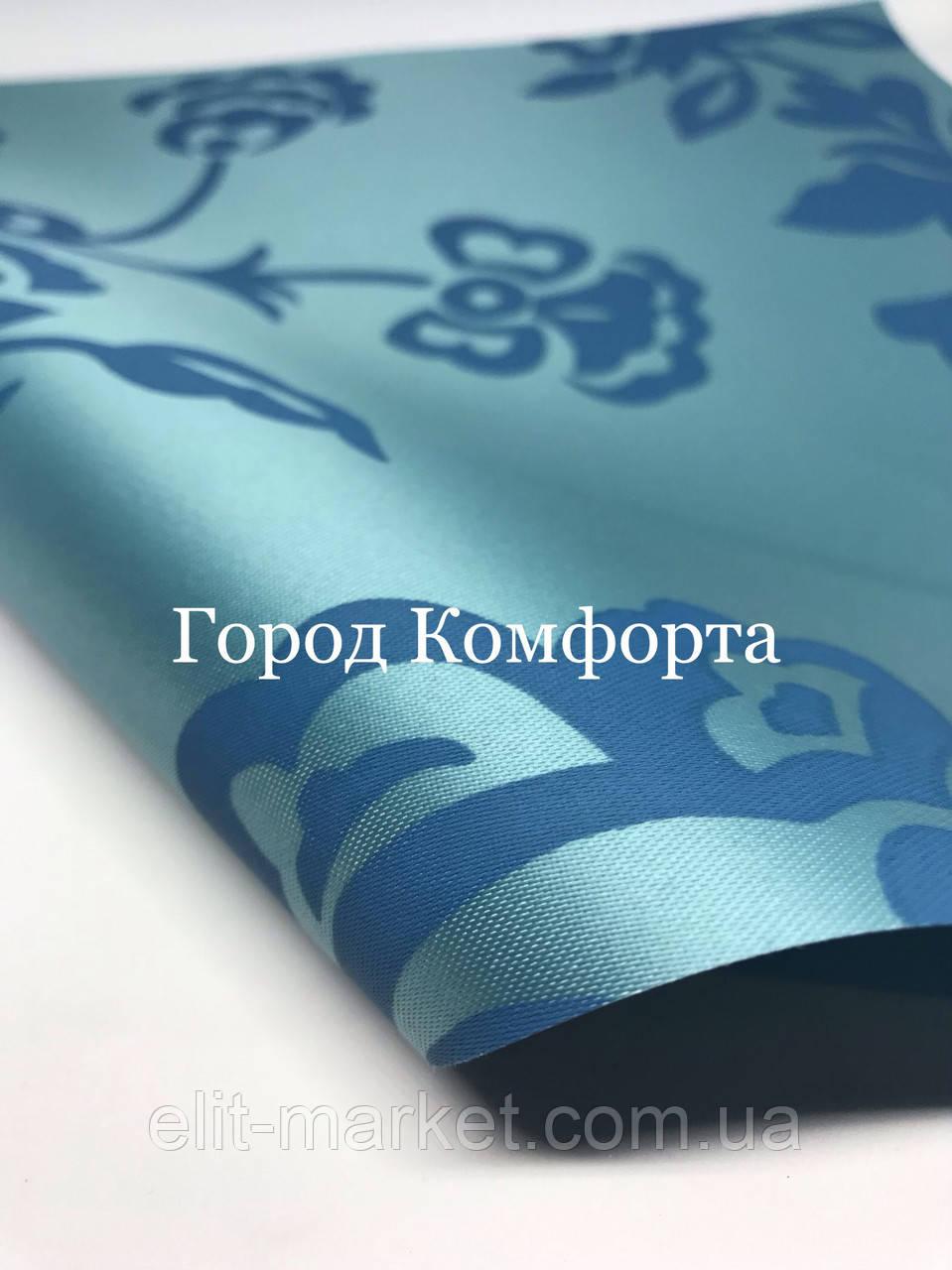 Рулонная штора Natural blu