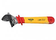 Ключ разводной диэлектрический YATO VDE до 1000 В 250 мм