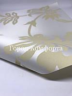 Рулонная штора Natural молочно-белая, фото 1