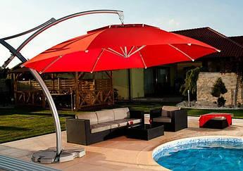 Зонт садовий і пляжний IBIZA 4,2 m