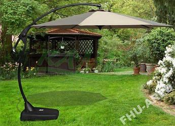 Зонт садовий і пляжний 3,5 м