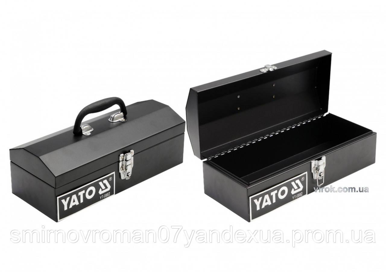 Ящик для інструменту YATO 360 х 150 х 115 мм