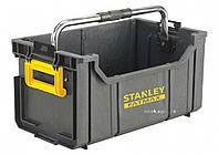 """Ящик для інструменту відкритий STANLEY """"FatMax"""" DS280, з поліпропілена; 555х 335х 277 мм, фото 1"""