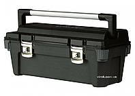 """Ящик для інструменту STANLEY професійний """"Pro Tool Box"""" пластмасовий, 65,1 x 27,6 x 26,9 мм"""