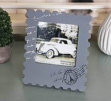Фоторамка - почтовая марка Гранд Презент GM81-3552
