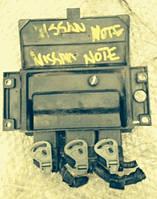 Блок управления двигателем Nissan Note Delphi 12V, R0410B034A, 81153C, 84481747 CZG, 8200399038, 8200513163