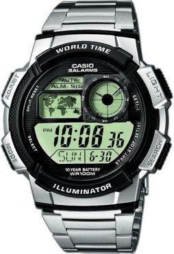 Наручные мужские часы Casio AE-1000WD-1AVEF оригинал