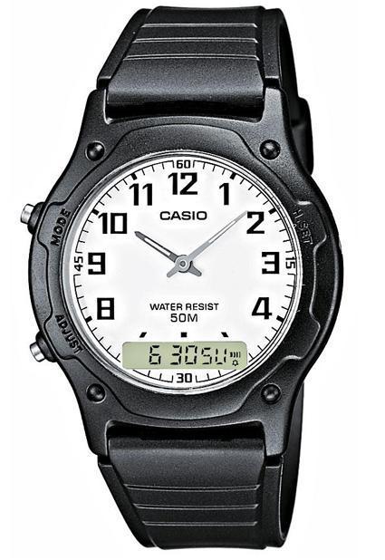 Наручные мужские часы Casio AW-49H-7BVEF оригинал