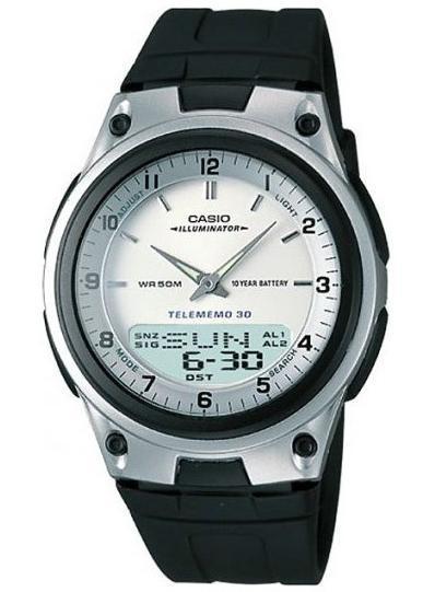 Наручные мужские часы Casio AW-80-7AVEF оригинал