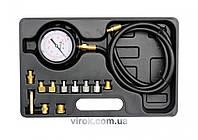 Тестер для вимірювання тиску оливи з адаптерами в діапазоні 0- 35 Bar