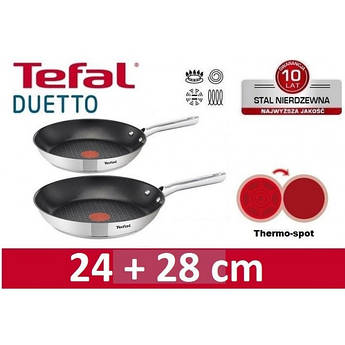 Сковородка TEFAL DUETTO