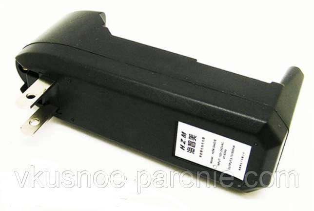 Зарядное устройство для аккумуляторов 18350, 18650 (US вилка)