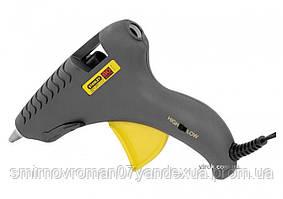 """Пистолет клеевой STANLEY """"DualMelt GR25"""" для стержней Ø=11.3 мм P=80 Вт"""
