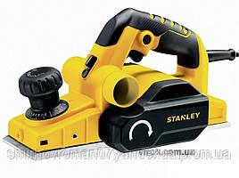 """Рубанок мережевий """"Stanley"""". W= 750 Вт. 16500об/хв. роб. зона: b= 82 мм, глиб. h= 2 мм, m=2кг,"""