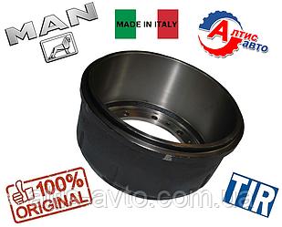 Тормозной барабан MAN TGA, F2000, F90, M 2000 L, M 90, TGS