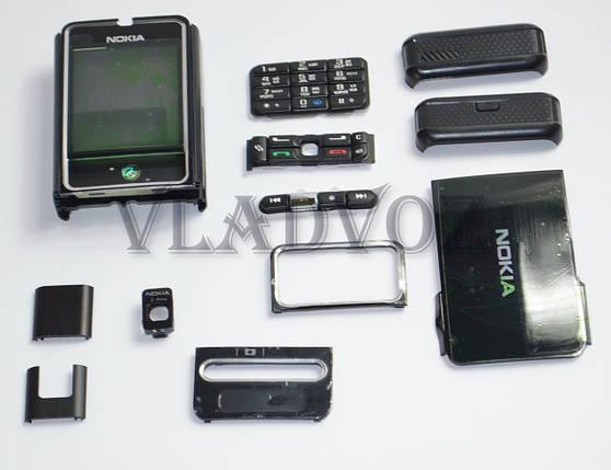 Корпус для телефона Nokia 3250 + клавиатура class AAA, фото 2