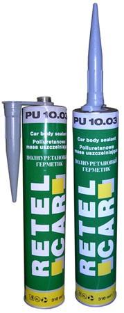 Герметик полиуретановый retel car гидроизоляция кровли жидким полимером