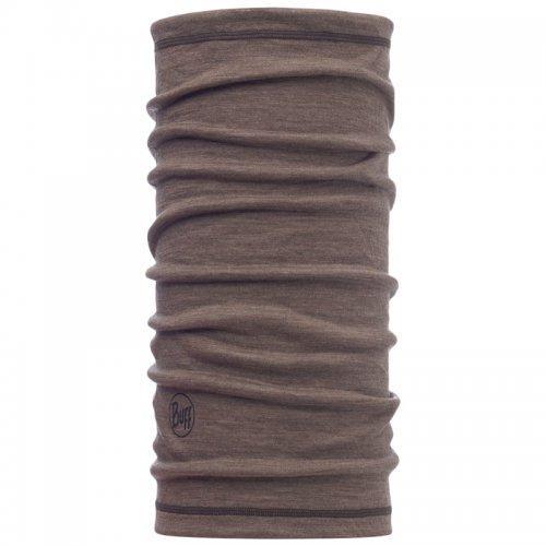 Бафф Buff 3/4 Lightweight Merino Wool walnut brown