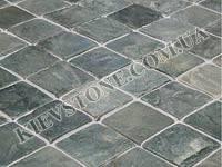 Тротуарный камень бирюза
