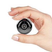 Мини wifi камера IP Konlen KL-Q2, беспроводная, 1 Мп, 720P, SD карта до 128 Гб