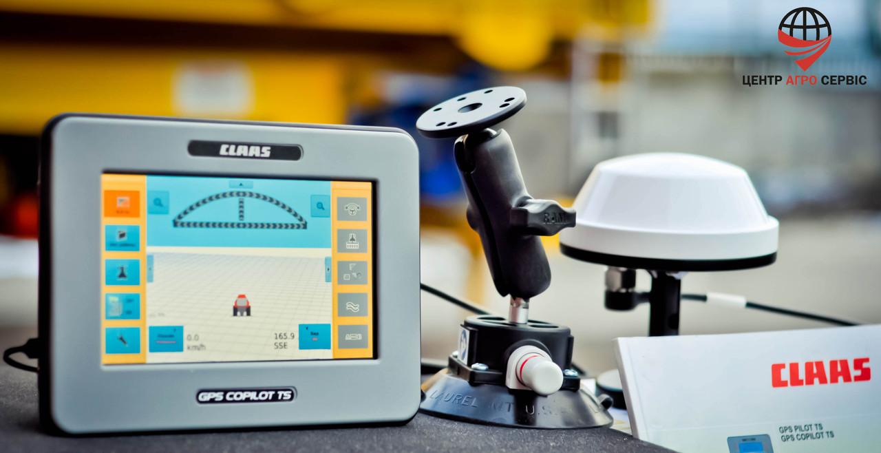Ремонт систем паралельного водіння CLAAS GPS Copilot TS Курсоуказатель