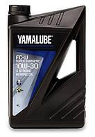Моторное масло Yamalube FC-W 10W-30 4л