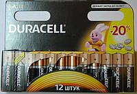 Батарейки Duracell LR6 (AA) MN1500 (пр-во Бельгия)
