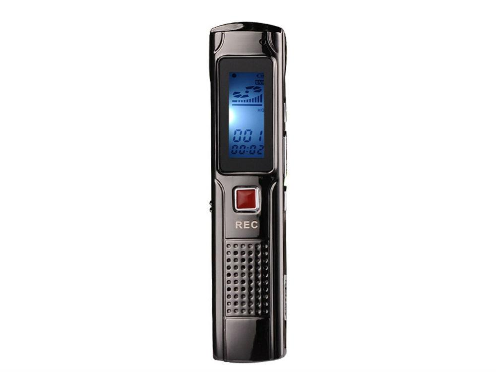 Диктофон ручной 8Gb OEM J809  Серебристый