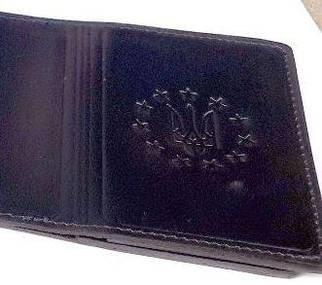 Обложка для ID-паспорта (3 отделения)