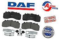 Тормозные колодки DAF XF 95 105, CF 85 75 65 LF 45 55