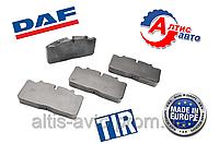 Тормозные колодки DAF 45, LF 55 система Wabco PAN 17