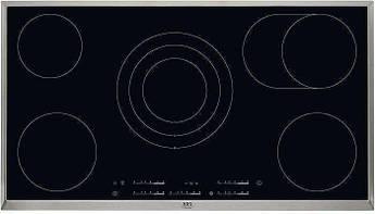 Панель электрическая AEG-ELECTROLUX HK 955070 XB
