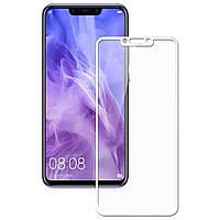 Защитное стекло Premium на весь экран для Huawei Enjoy 9 Plus (5D)