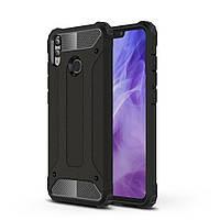 Защитный чехол Spigen для Huawei Enjoy 9 Plus (ТПУ + пластик)