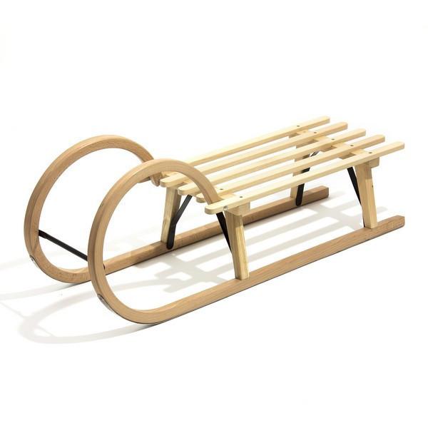 Санки дерев'яні WOOD ROGI