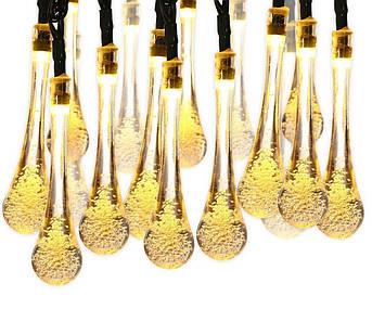 Новогодняя гирлянда CRYSTAL BLINDS 20 LED, 6 Mетров