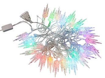 "Новогодняя гирлянда ""Кристалл"" 28 LED, 5 M"