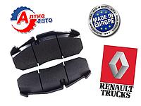 Тормозные колодки Renault Magnum, Premium,Midlum, Kerax