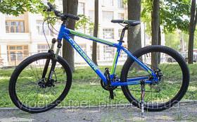 Горный  одноподвесный велосипед Crosser 26* Cross-1*17,5