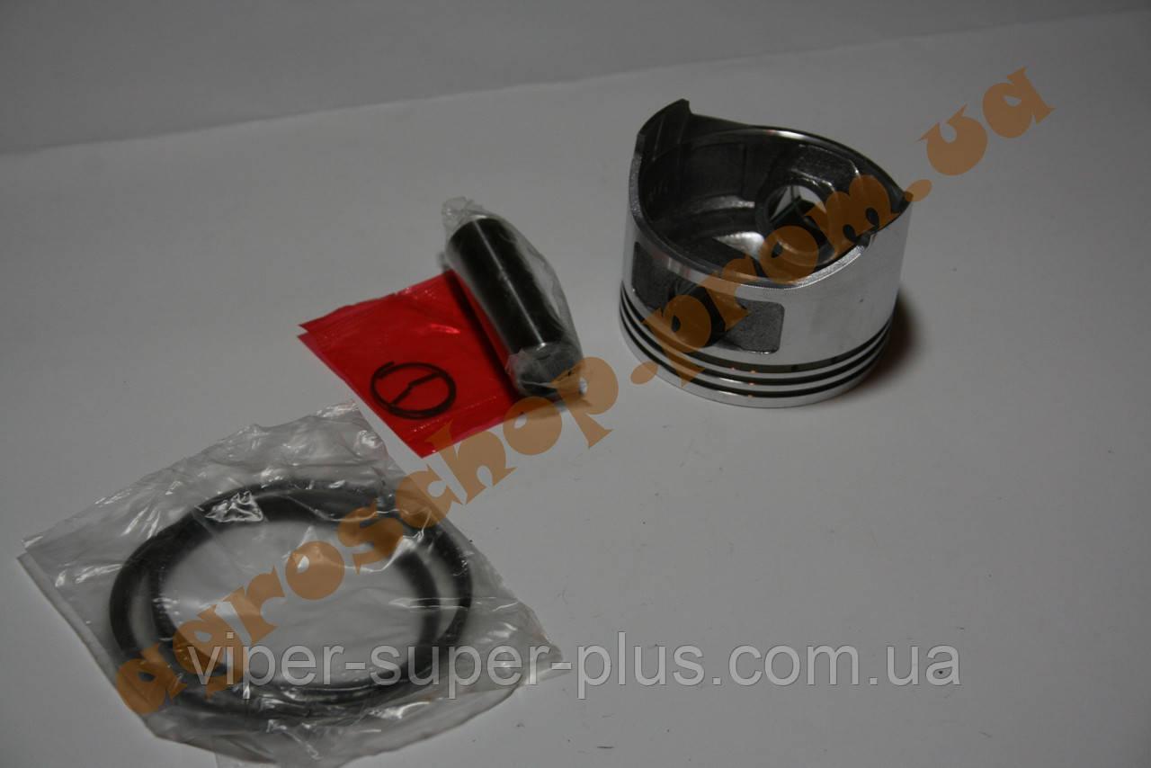 Поршневой комплект к мотоблоку 70мм (168F)