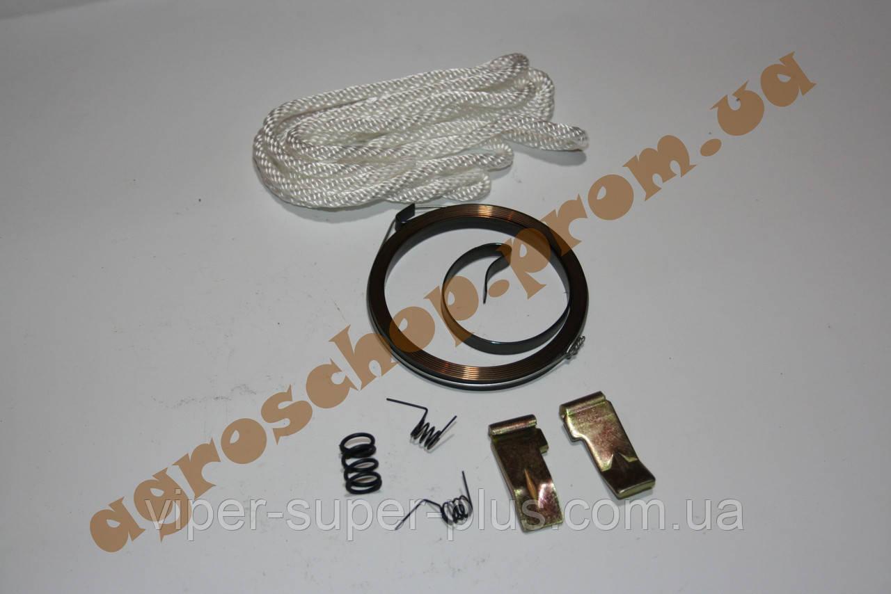 Ремкомплект ручного стартера (168F) для мотоблоков
