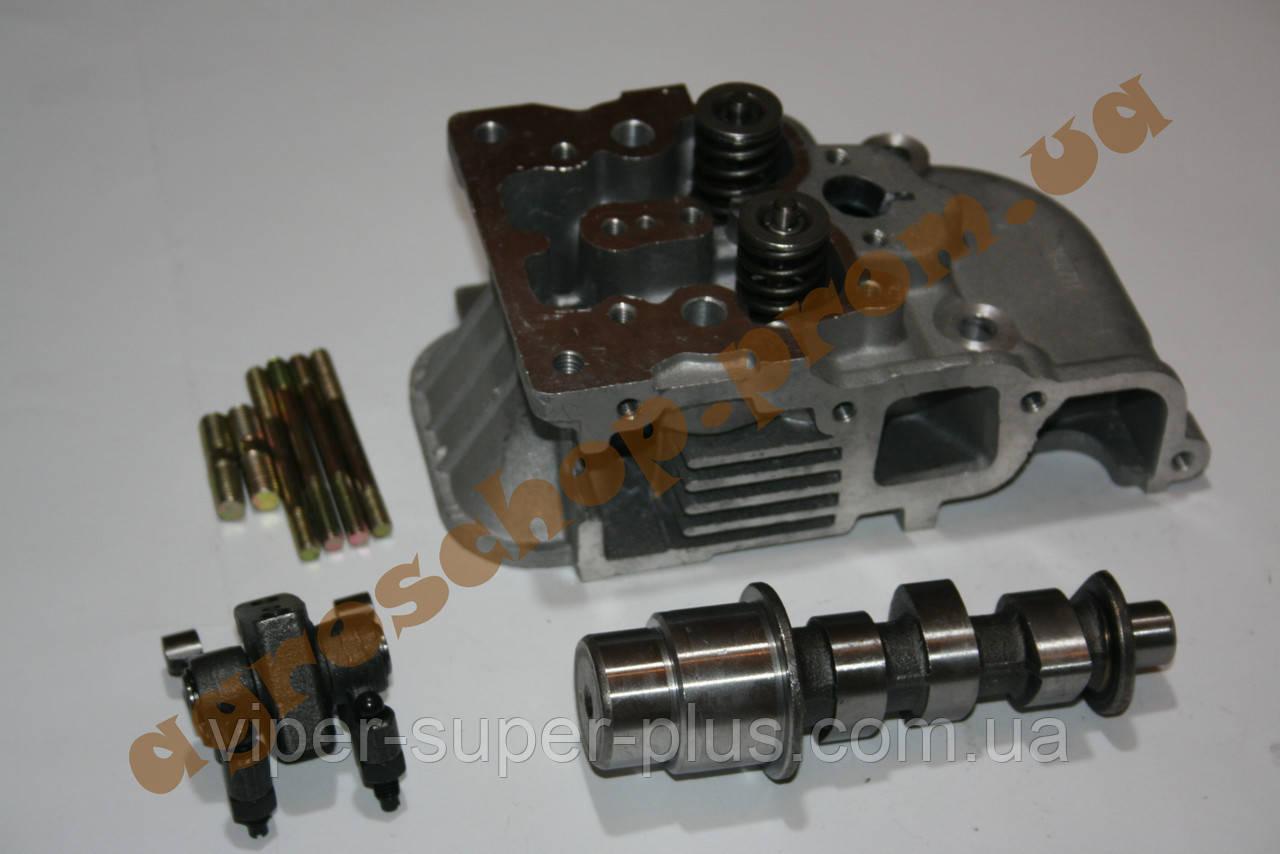 Головка на мотоблок с двигателем 178F ZUBR +распредвал